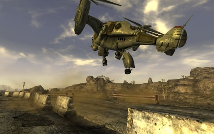 Fallout: New Vegas gets playable Enclave faction thanks to mod