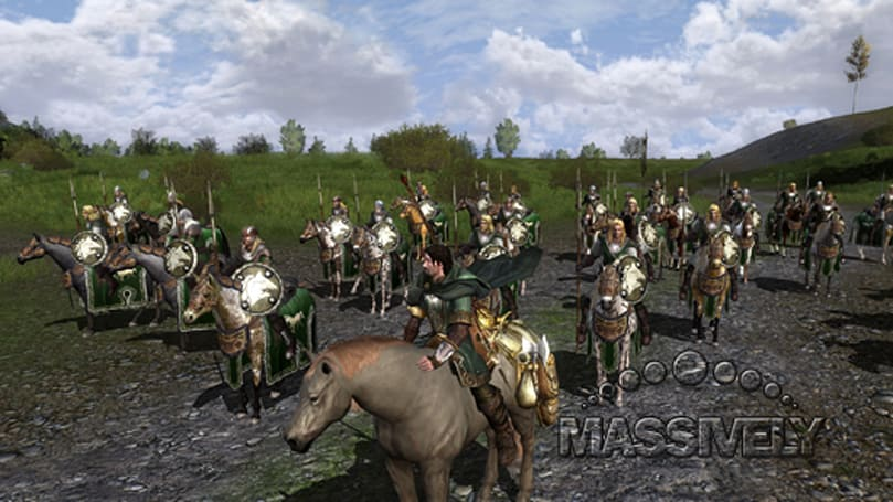 Hitting the Mark: Turbine's sublime Rohan recreation in Lord of the Rings Online