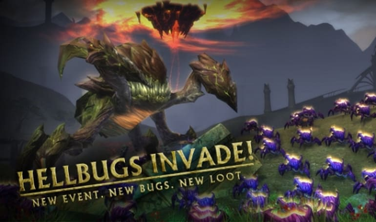 Hellbugs invade RIFT once again