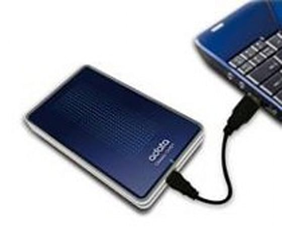 A-DATA launches colorful line of CH91 portable HDDs
