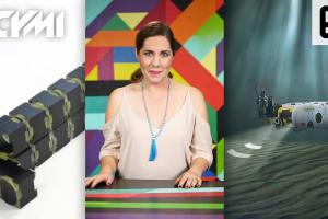 ICYMI: Rubik's Phone, Underwater Bomb Bot and More