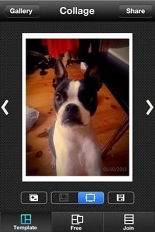 PowerCam for iOS improves collage, adds effects