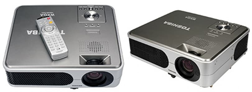 Toshiba aims TLP-WX2200U projector at educators, suits
