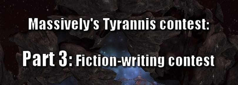 Massively's EVE Online Tyrannis contest, part 3: Fiction-writing contest