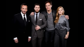 "Tom Ford, Amy Adams, Michael Shannon And Aaron Taylor Johnson On ""Nocturnal Animals"""