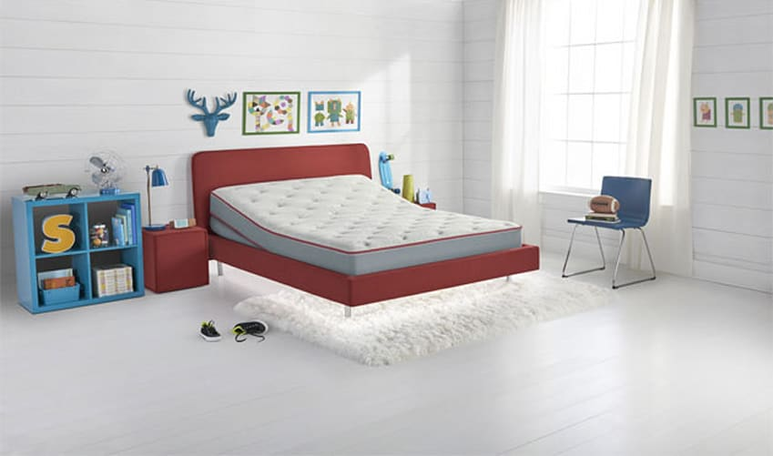 Sleep number 39 s new smart bed is for kids can adjust as for One of a kind beds