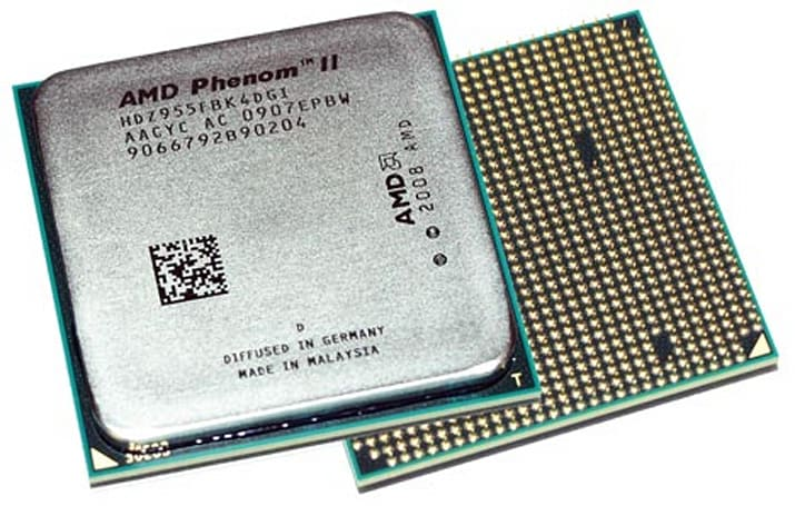 AMD Phenom II X4 955 and 945 benchmarked to high heaven