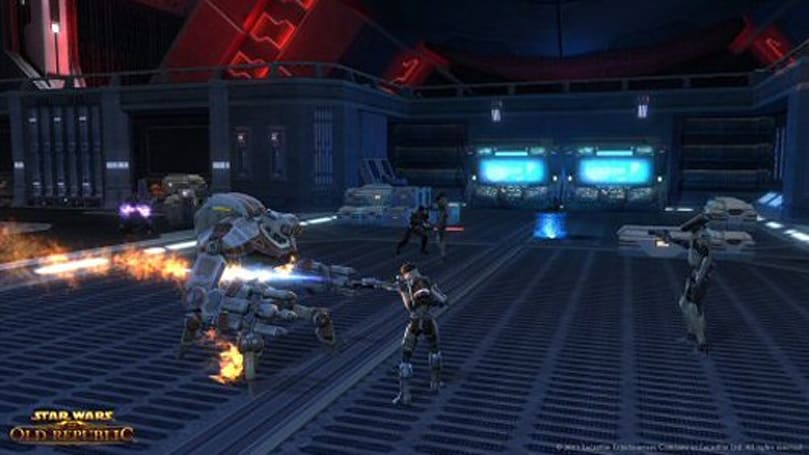 SWTOR flashpoints playable at Comic-Con [Updated]