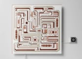 Nendo's ceramic circuit board speaker gives the rest of the audio world body image issues