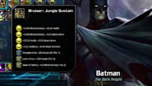 Infinite Crisis amplifier set preview lands with October update