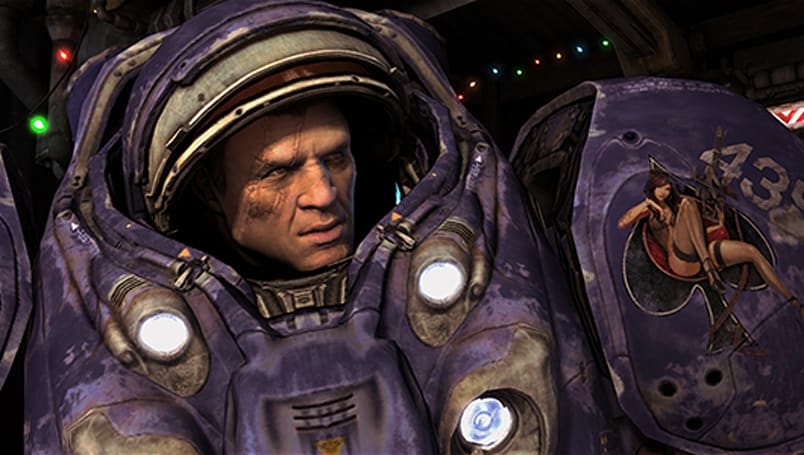 StarCraft II: An MMO player's perspective