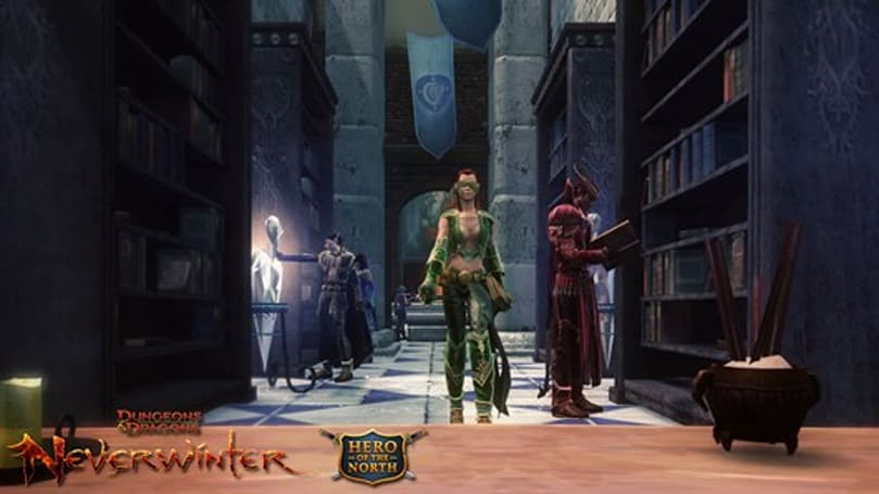 New dev blog details Neverwinter's crafting