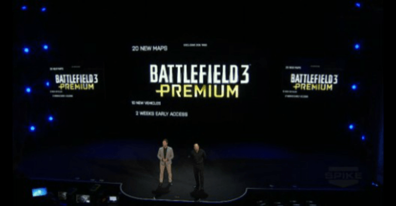 Battlefield 3 Premium's trailer returns, won't be pulled this time