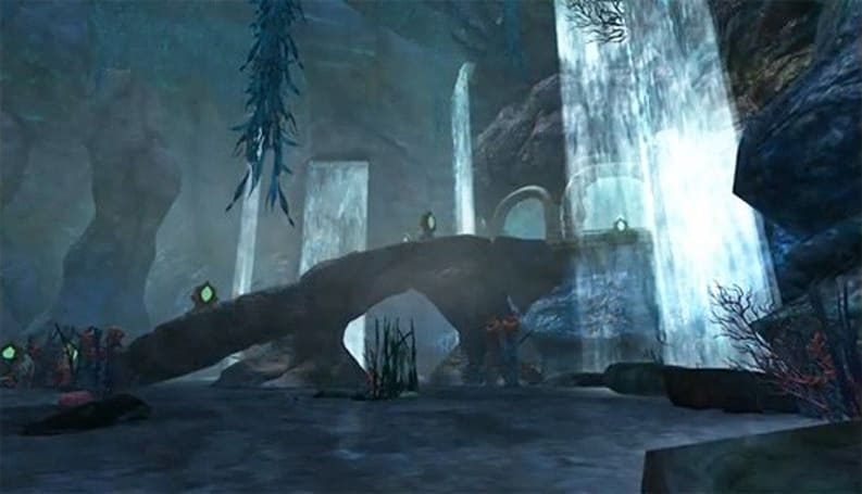 The lure of EverQuest II's Sirens Grotto documented in video