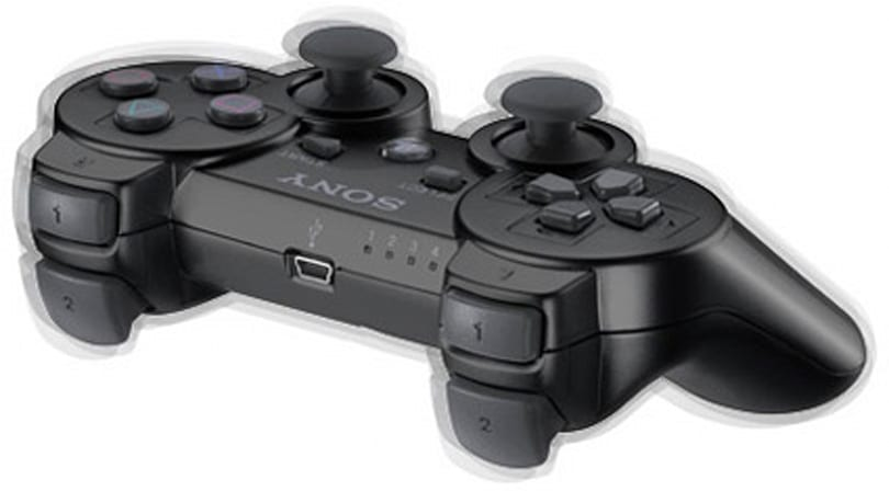 It is a last gen feature; DualShock 3 same tech as DualShock 2