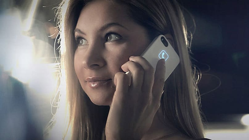 Lunecase harvests excess iPhone energy to light up LED notifications