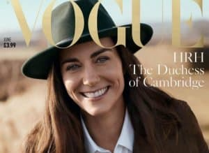Kate Middleton Gets Her First Cover Shoot