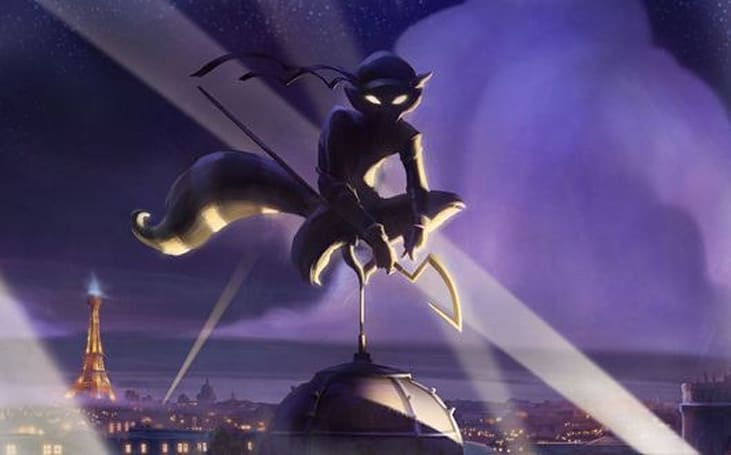 Sly Cooper movie sneaks into theaters in 2016