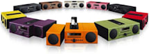 Yamaha intros mini audio systems with iOS remote control, explosion of colors