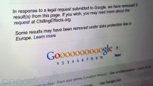 Google starts removing 'forgotten' search results