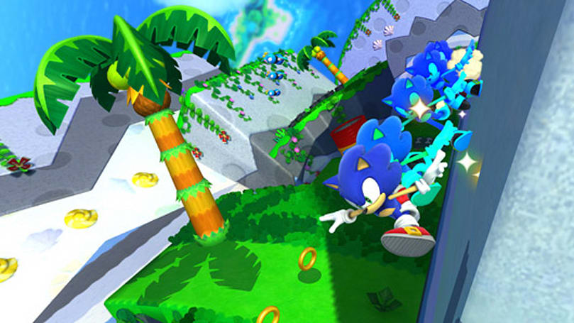 Sonic Dash gets first-ever boss battle to celebrate Sonic: Lost World