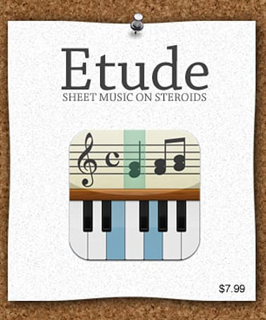 Count The Beats: Learn to read and play sheet music with Etude on your iPhone