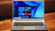 Samsung's thin and light Notebook 9 harks back to simpler times