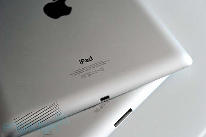 Report: Apple prepping a 128GB version of the fourth-gen iPad