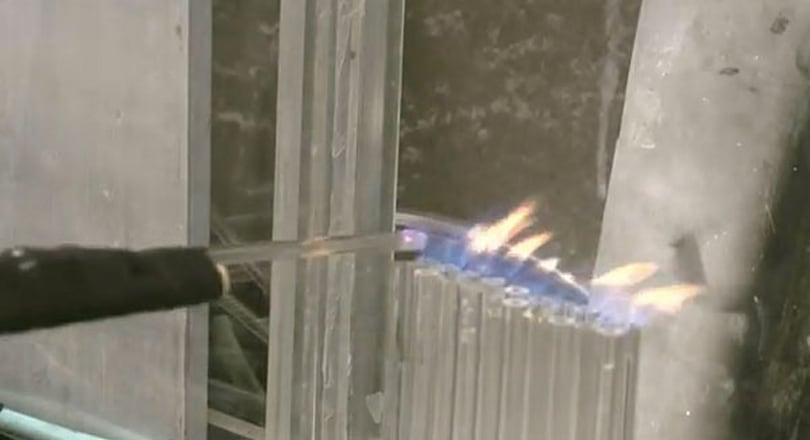 DARPA fights fire with sound and electricity, hopes 'ionic wind' could save lives in the field