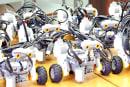 広島工業大学でHMCNキックオフ:レゴマインドストームでソフトとハードのエンジニアリングを親子で体験