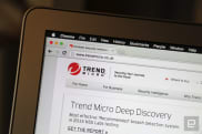 Trend Micro anti-virus software leaves users open to attack