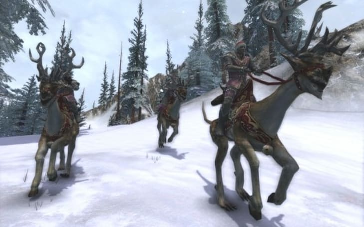 Massively Exclusive: The story and presents behind RIFT's Fae Yule