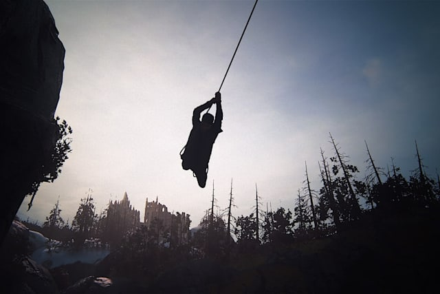 Traveling the world in Uncharted 4's ridiculous photo mode