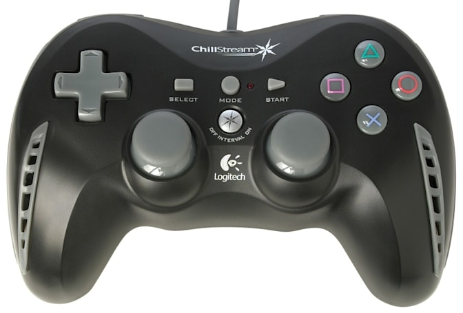 Logitech announces ChillStream controller for the PS3