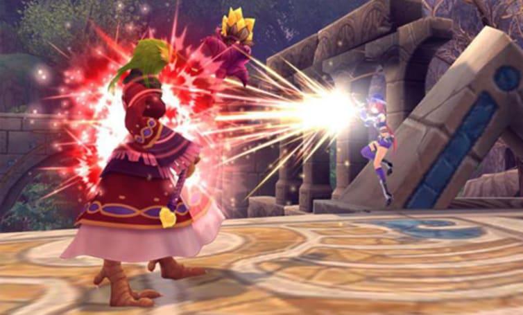 Aura Kingdom reveals guild towns, endgame
