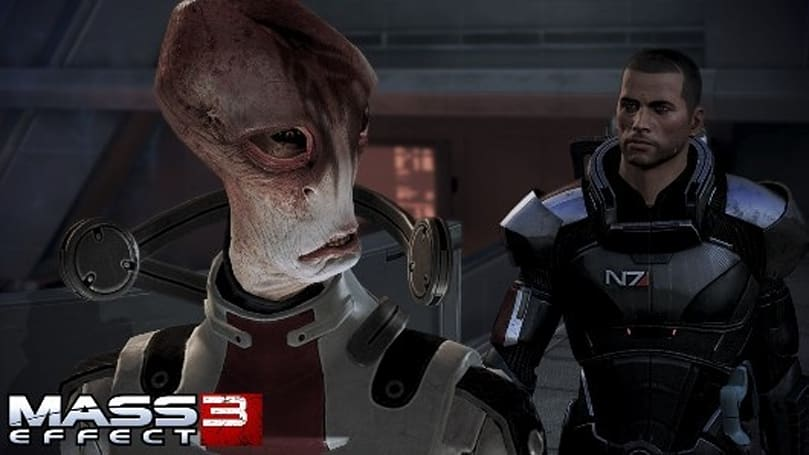 Mass Effect 3 campaign details from Casey Hudson offer you a choice