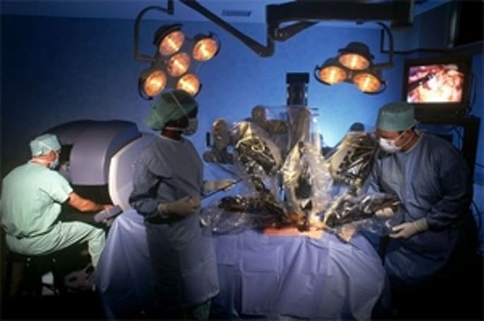 New robotic system could let surgeons operate on a beating heart