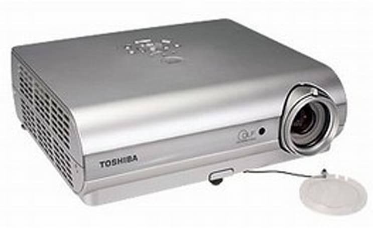 Toshiba intros uber-cheap TDP-S35U DLP projector