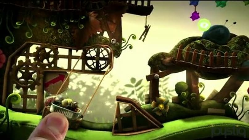 LittleBigPlanet Vita being developed by Double11