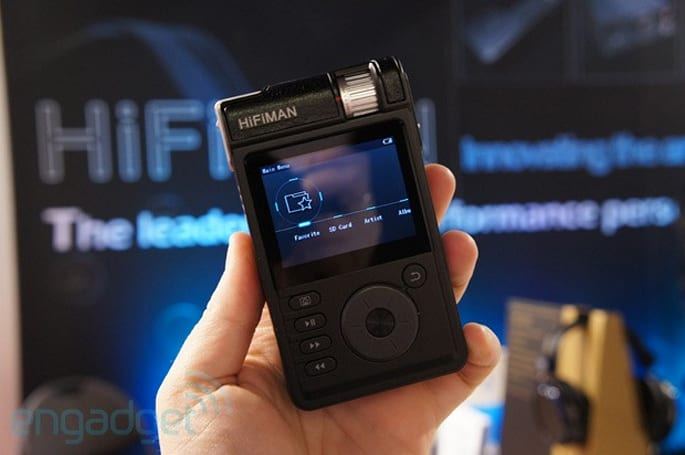 HiFiMAN launches HM-901 'high resolution' audio player, we go ears and hands on