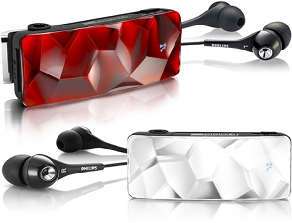 Philips reveals Bluetooth-enabled GoGear LUXE DAP