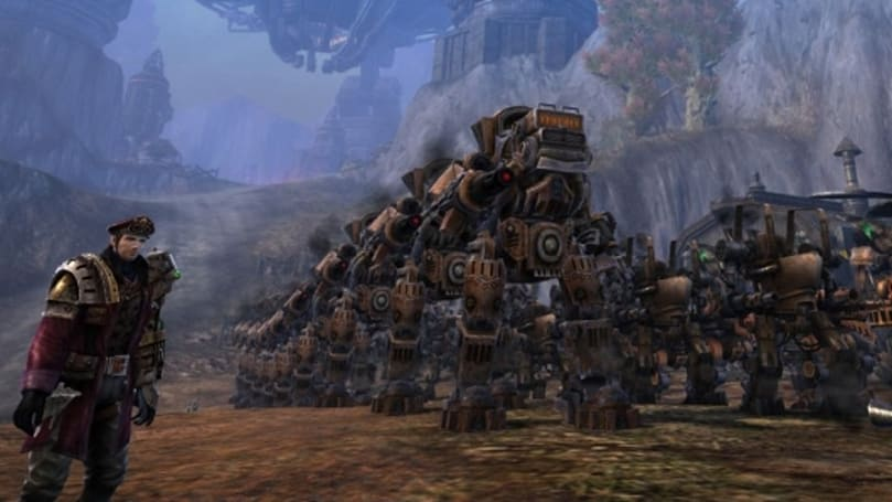 Black Gold Online outlines its Guild vs. Guild systems