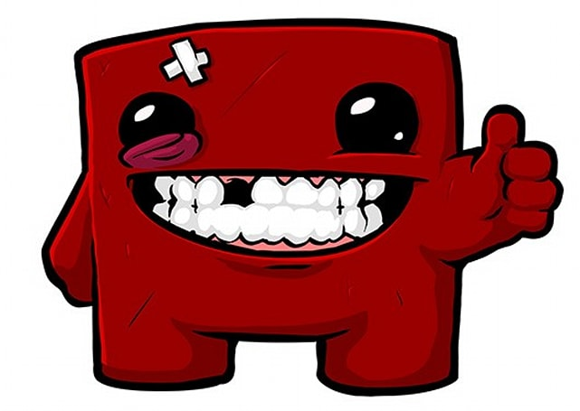 Super Meat Boy now $3 thanks to Steam's Midweek Madness sale