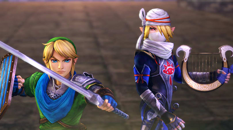 New Nintendo eShop releases: Hyrule Warriors, Mario Golf: Advance Tour