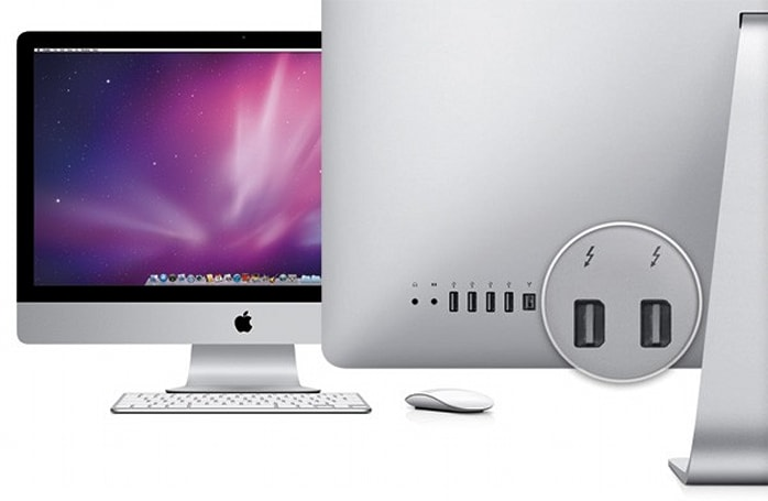 Apple iMac refresh official: Thunderbolt and next gen quad-core processors