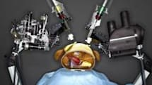 University of Washington's Raven to try surgery in simulated spacecraft