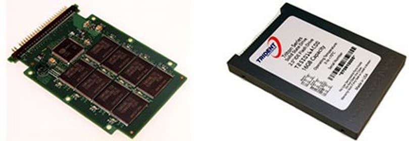 Trident's Triton FSE SSD can handle military stresses