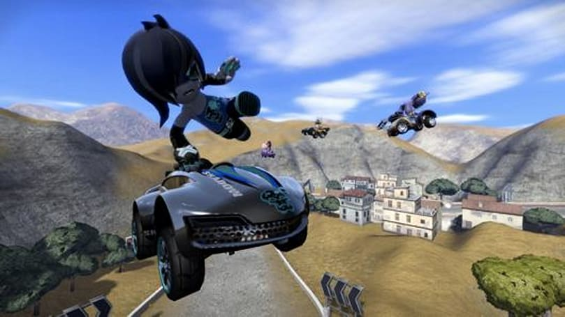 Sony confirms 'LittleBigPlanet Karting'