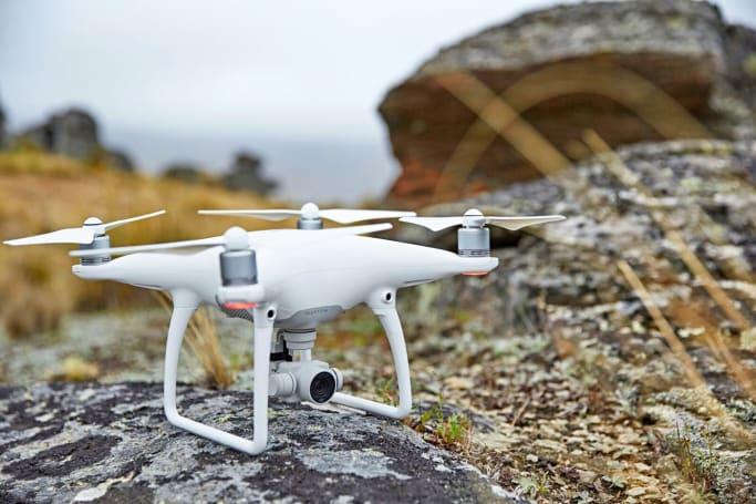 DJI's drones will stream live video over Facebook