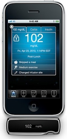 Sanofi-Aventis debuts iBGStar blood glucose meter for iPhone